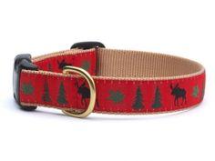 Moose Dog Collar