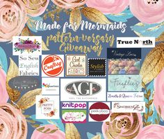 It's an anniversary giveaway! Now that's my kind of celebration :-)