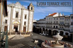 Évora Terrace Hostel - Google+ Hostel, Terrace, Sign, Mansions, House Styles, Google, Mansion Houses, Manor Houses, Patio