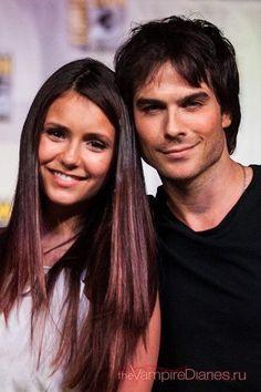 Elena and Damon <3