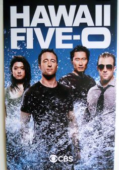 Hawaii Five-0 Five 0 Puzzle Fun-Size 120 pcs