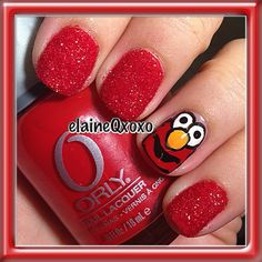147 Best Character Nails Images On Pinterest Cute Nails Finger