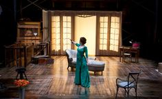 A Review of 'Hedda Gabler' at Hartford Stage - NYTimes.com