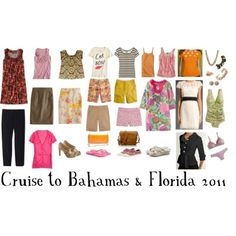 Mommy Style Monday #20--Packing for Cruise to Bahamas