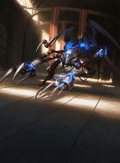 Arcbound Ravager - Aether Revolt MtG Art