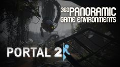 (11. 10. 2016) Panoramic: 360° Portal 2  You will stand in 5 different environment of Portal 2 for 30 second each. (포탈2에 등장하는 5개의 환경에 각각 30초씩 머무를 수 있습니다.)  Watch on WAVRP ▶ http://wavrp.com/awesome ◀  #wavrp360 #wavrp #vr #virtualreality #360video #curation #워프360 #워프 #영상 #360영상 #큐레이션 #포탈2 #게임 #발브 #장소 #Portal2 #game #valve #spot #environment