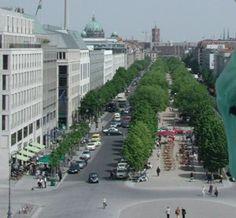 Berlin, unter den linden boulevard - Google Search