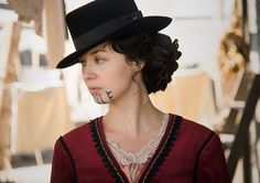 Hell on Wheels Season 4 Episode Photos Eva played by Robin McLeavy