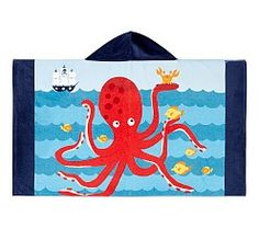 Beach Wraps For Kids And Baby | Pottery Barn Kids