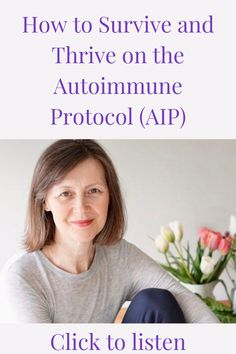 The Autoimmune Protocol or (AIP) can open your mind to a whole new way of eating. Kate Jay (Nutritional Therapy Practitioner, Certified AIP Coach, trained chef, and author) shares her seasoned tips and tricks for surviving and thriving on the Autoimmune Protocol. #aip #autoimmunerecipes #autoimmuneprotocol #healingdiet #autoimmunepaleo #eliminationdiet Thyroid Diet, Autoimmune Paleo, Survival, Mindfulness, Nutrition, Eat, Impala, Awareness Ribbons