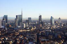 #Skyline #Milano