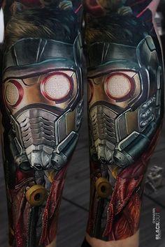 Star-Lord Tattoo