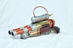 Deuce Hog. Steampunk Shotgun. by Propagations on Etsy