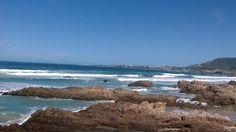 Beautiful cliff walk along the Atlantic in Hermanus https://twitter.com/schutzbank1 14 March 2014