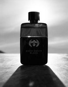 Gucci Guilty Black (photo Ulysses Frechelin)