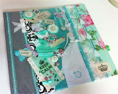 Álbum para uma noiva! www.chria.com.br