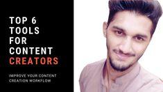 Best Tools for Content Creator - Raees Media Improve Yourself, The Creator, Social Media, Content, Tools, Instruments, Social Networks, Social Media Tips