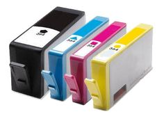 HP 364 4-Colour Compatible Ink Cartridge Multipack - SD534EE