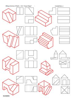 Orthographic Projection, Orthographic Drawing, Writing Quotes Inspirational, Isometric Drawing Exercises, Interesting Drawings, 3d Cad Models, Isometric Design, Mechanical Design, Technical Drawing