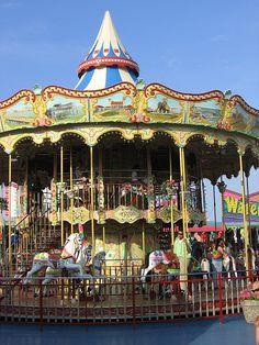 Atlantic City Carousel 1 by iirraa,