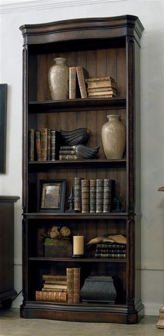 Hooker Furniture - Seven Seas Open Bookcase