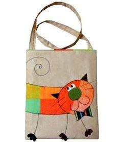 Consent Cats: Bags and purses with cats- Gatos Consentidos: Bolsos y carteritas con gatos Consent Cats: Bags and purses with cats - Cat Bag, Jute Bags, Patchwork Bags, Denim Bag, Fabric Bags, Kids Bags, Cloth Bags, Handmade Bags, Hobo Bag