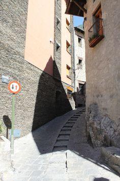 I want to go to Andorra!  (Andorra la Vella)