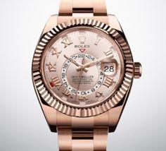 ecf440939ad Rolex Sky-Dweller   arrivée du modèle « full » or rose