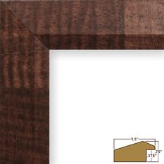 17041 15 walnut parquet brown wood composite 24x34 3999