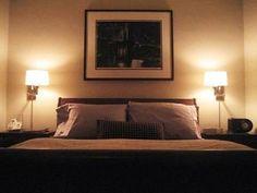 Romantic lighting for bedroom  Find more inspiration: www.lightingstores.eu  #lightingstores, interior design, #masterbedroom, Lighting Ideas, #Decoration, Luxury Master Bedroom Ideas