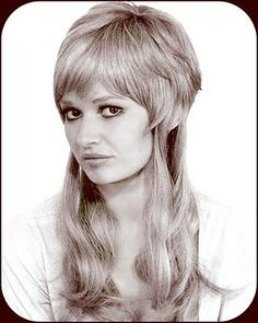 75 Best 70 S Shag Hair Styles Images On Pinterest Haircut Styles