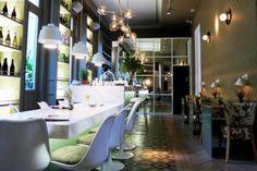 Restaurante de moda El Imparcial | Madrid Confidential
