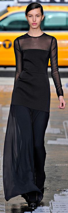 @KatieSheaDesign ♡♡♡♡ #DKNY Fall 2012
