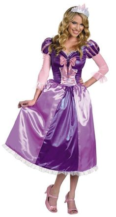 Women's Princess Tangled Rupunzel