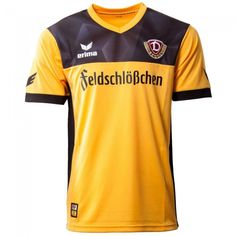 Camiseta del Dynamo Dresden 2017-2018 Local #dynamo #dresden #shirt