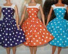 11.5 hecha a mano muñeca ropa  tu elección  elige 1