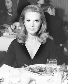 female actress of the 60s | Honey West Anne Francis