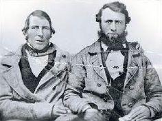 Pierre Guillaume Sayer (Métis, b. c. 1796) & Louis Riel Sr. (Métis, b. July 1817 at Île-à-la-Crosse)
