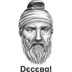 decebal-the-king-of-the-dacians-dacia-regele-dacilor-romania-romanians-vatican-o… – Historical Figures Warrior Tattoos, Wolf Tattoos, Girl Tattoos, Famous Historical Figures, Historical Photos, Girl Drawing Sketches, Art Drawings, History Of Romania, Yogi Tattoo