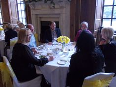 Mothering Sunday Lunch at Gosfield Hall