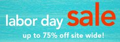 Labor Day Sale @ One Stop Plus: Up to 75% off Site Wide. on DealsAlbum.com