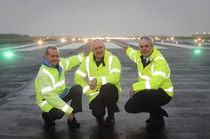 7 Jan 2013 - Belfast International Airport has awarded the contract for the resurfacing of its main runway to local construction firm, Whitemountain Quarries. http://www.belfastairport.com/en/news/1/216/local-firm-wins-runway-contract.html #whitemountainquarries #surface #road #contract #northernireland  #news #belfast #airport #belfastinternational #belfastinternationalairport #bia #flying #plane #holiday #trip #vacation
