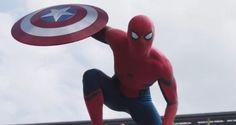 """Pues de manera sorpresiva, la gente de Marvel, estrenó el día de hoy el segundo tráiler de la tan esperada película """"Captain America: Civil War"""", el cual se estrenará a finales de abril.  Como era de esperarse este tráiler estaba lleno de muchísimas sorpresas a su vez nos cuenta de la rivalidad más fuerte de todo el film que es, Iron Man contra el Capitán América. #Spiderman #CivilWar #CaptainAmerica"""