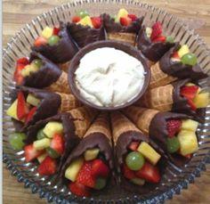 Cornucopia de frutas