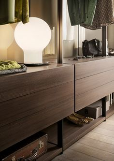 Lema Walk-in Design | Modern Italian Design @ DesignSpaceLondon