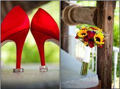 PARIS MOUNTAIN PHOTOGRAPHY Bridal bouquet Sunflower bouquet