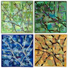 """""""Seasons of Life"""" by Judith Trager"""