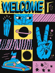 Kate Prior, Welcome #poster