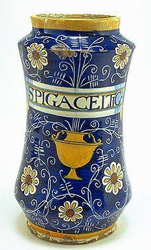 Albarelo - Wikipedia, la enciclopedia libre