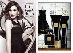 Avon Little Black Dress Perfume is NEW in 2016! GET the collection of perfume, body lotion, & shower gel at LOW Introductory Price. BUY Yours TODAY! https://mbertsch.avonrepresentative.com